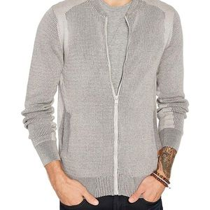 Buffalo David Bitton Wakeel Zippered Sweater